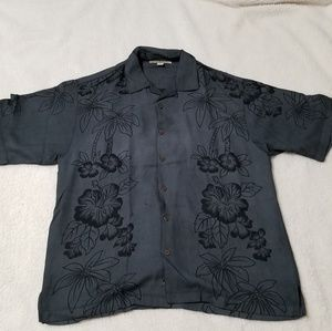 Tommy Bahama Large Hawaiian Shirt